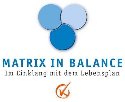 Zertifikat Matrix in Balanace